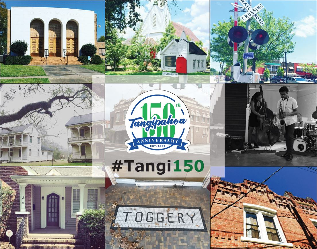 Montage of photos from around Tangipahoa Parish