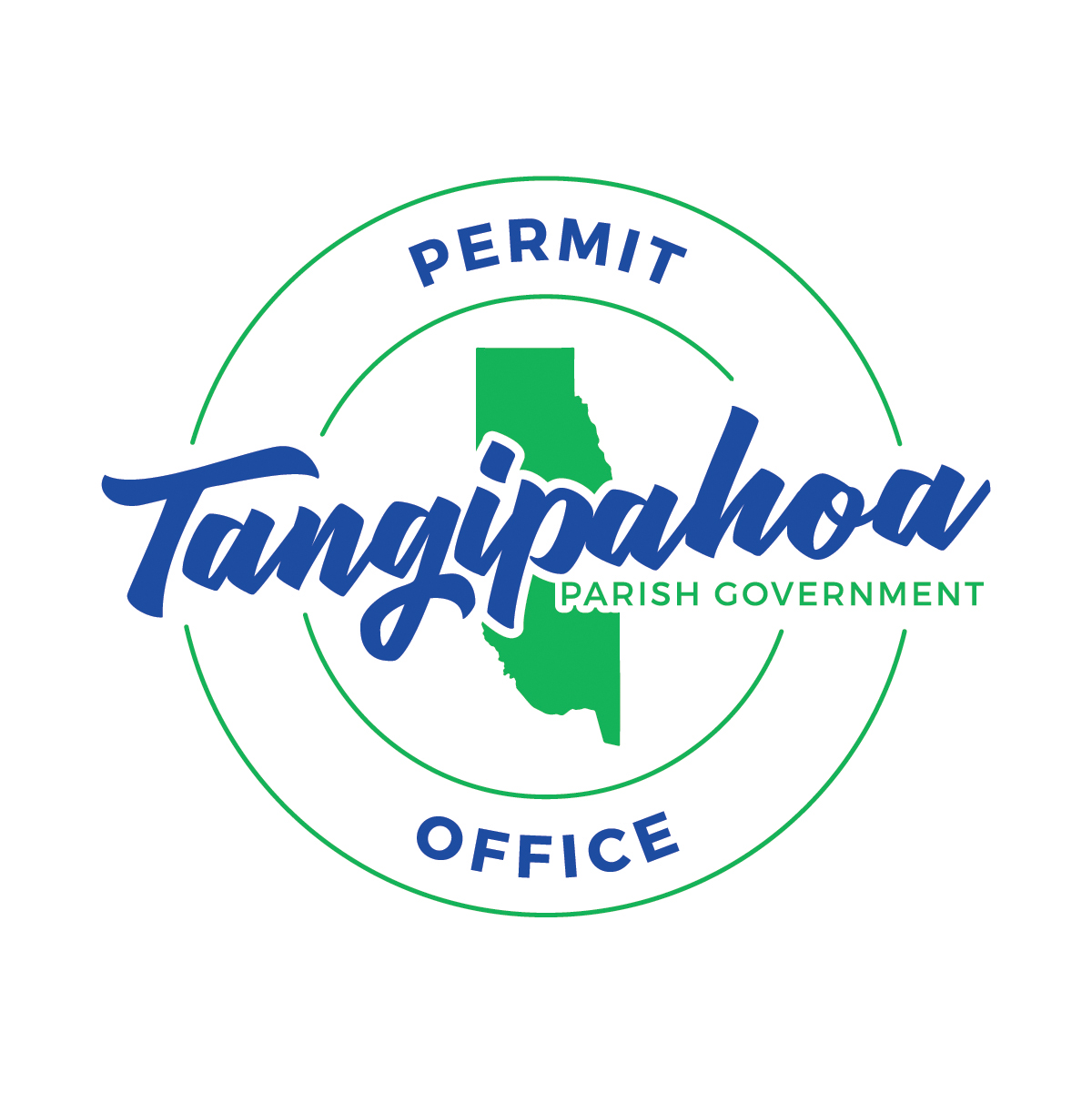 Tangipahoa Parish Permit Office logo