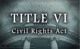 Title VI Civil Rights Act