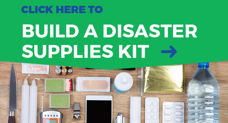 Build A Disaster Supplies Kit