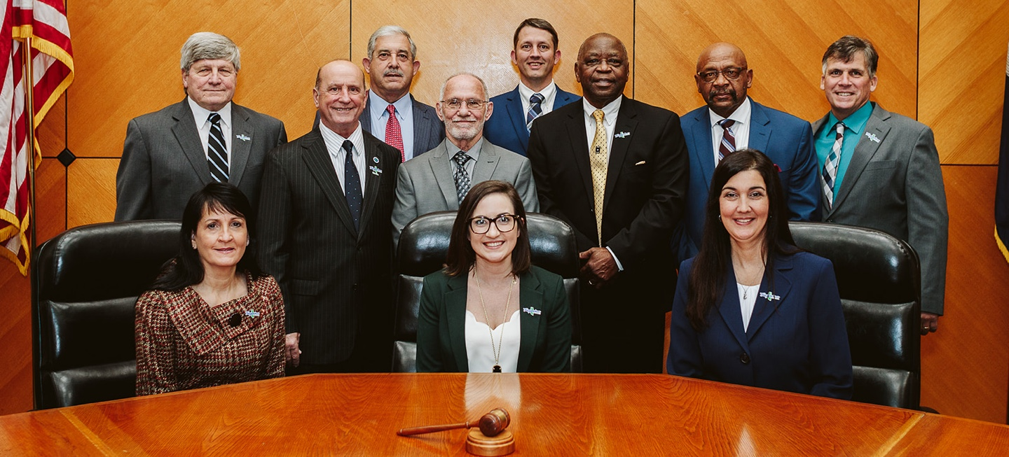 Tangipahoa Parish Council group photo